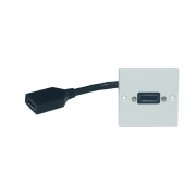 Uttagspanel DisplayPort