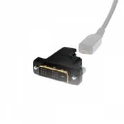 DVI Adapter till P-HDMI-AOC kabel